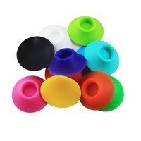 15 Pack Ego Silicone Sucker Stand Base Holder for Vapor Tanks and Battery Vaporizer Pens (Electronic Cigarette Personal Vaporizer Ecig Electronic Cicarette Vape Pen NOT Included) Assorted Colors USA by Ego