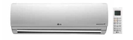 21YKfyn x4L - LG Split unit DC Inverter P18EL 5kW up to 164 ft² Complete set