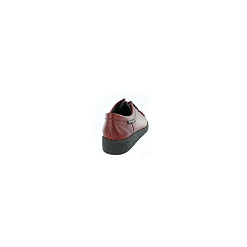 4800 Femme cuir Mephisto Rouge Noir CHRISTY Lacet Chaussure CxXXwqYR