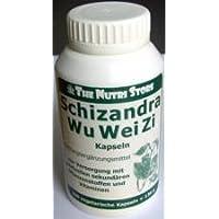 Nahrungsergänzungmittel / Schisandra Beere (Wu Wei Zi) Kapseln 200 Stück preisvergleich bei billige-tabletten.eu