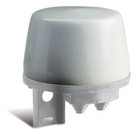 Perry 1IC7242 Interruttore Crepuscolare da Esterno, Bianco
