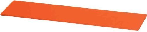überschriftenstreifen, 9,5x 42,5cm, 50ST./pack, color: rojo