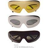 WIDMANN Lady Ga Ga Glasses|Gaga Specs (accesorio de disfraz)
