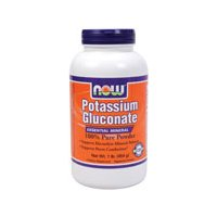 Now Foods Gluconate de Potassium
