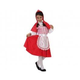 Cappuccetto Rosso Kostüm - LIBROLANDIA 12067 COSTUME CAPPUCCETTO ROSSO T.4