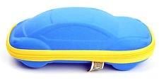 Baby Banz Sunglass Case - Blue Car