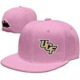 Z-Jane University Of Central Florida UCF Unisex Baseball Hat Hip Hop Cap Adjustable Snapback Flat Bill Ash JZZDEJZW015449