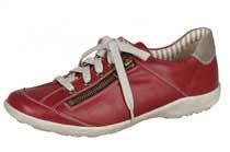 Remonte Dorndorf R3408 - Sneaker, Rosso/staub, taglia 40