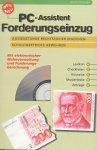Forderungseinzug, 1 CD-ROM Aussenstände rechtssicher Einziehen, Schuldnertricks abwehren. Mit elektron. Mahnverwaltung u. Forderungsberechnung. Für Windows 3.1/95
