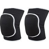 #3: Dancing knee pads in oval shape ,1 Pair Dancing pad