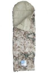 Extra leichter Camping Outdoor Pilotschlafsack Schlafdecke Länge: 185 cm Farbe Tropentarn