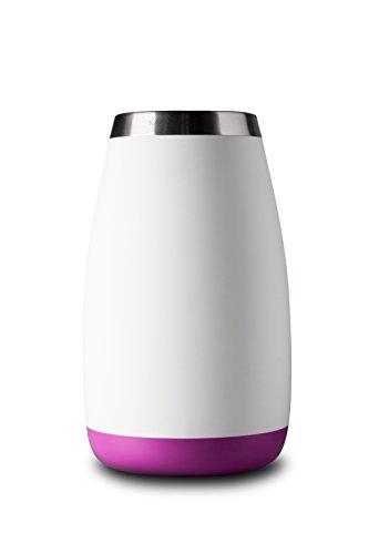 Mandahorn Aktiv-Flaschenkühler / Weinkühler Celsius Cream White Matt (Traffic Purple)