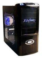 Apevia Infinity Black Gaming Midi Pc Gehäuse 420W -