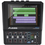 Alesis iO Mix 4-Kanal Mixer / Recorder Audionterface für Apple iPad