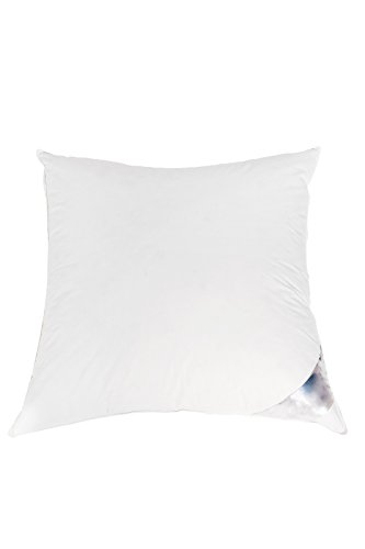 Kopfkissen Daunenkissen Kissen 50 % Federn - 50 % Daunen 1500gr (80x80cm)