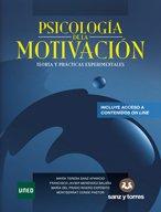 Psicología De La Motivación: Teoría y Prácticas Experimentales por María Teresa Sanz Aparicio