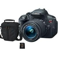 Canon Eos Rebel T5i Dslr Camera Bundle Usa Value Kit With