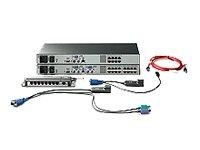 HP 336045-B21 Konsolenswitch KVM 2x16p (Cat5-kvm-hp)