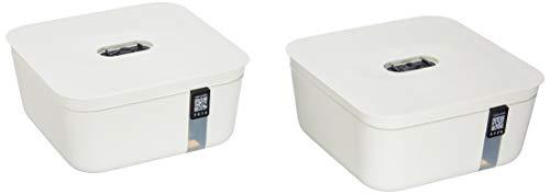 Vacuvita containers-02Liter, Farbe, weiß, Medium