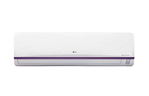 LG 1.5 Ton 3 Star Dual Inverter Split AC (JS-Q18BPXA, White)