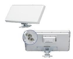 Selfsat H21DQ - Antenna piatta Quattro-LNB