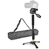 "Best Koolertron DSLR Camera - Koolertron Professional Camera Monopod 53"" Telescoping DSLR Monopods Review"