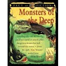 Monstesr of the Deep (Fact or Fiction (Copper Beech Hardcover))