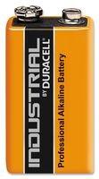 Duracell, 9V-B10, Batteria Alcalina Industriale, Pacchetto Di 10 Pezzi