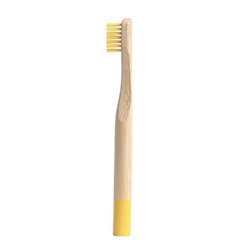 Preisvergleich Produktbild Bambuszahnbürste Großhandel Natürliche Low-Carbon Eco-Friendly Weichborstige Zahnbürste Oral Care-Tools