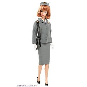 Barbie Collector # R4473 Repro PAN AM Stewardess