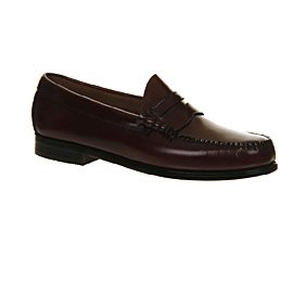 Larson Penny G.H basse Rouge - Maroon Leather