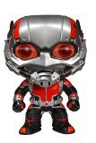 Funko POP Marvel: Ant-Man #85 Glow In The Dark Hot Topic Exclusive Action Figure by Funko