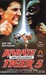 Bild von Karate Tiger 5 - König der Kickboxer [VHS]