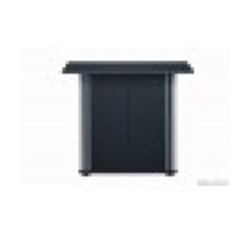 Aquael Leddy 70/80 Unterschrank, 2 Türen, Schwarz -