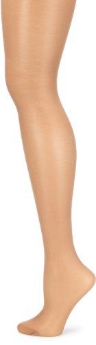KUNERT Damen glänzende Feinstrumpfhose, 333000 Satin Look 20, Hautfarben (Candy), Gr. 40/42