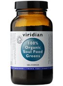 Viridian Organic Soul Food Greens, 90 VegCaps by Viridian Nutrition