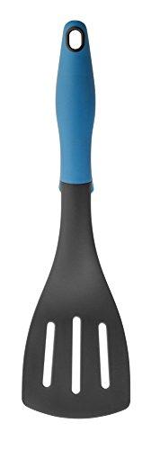 IBILI 740512Pfannenwender Kunststoff schwarz/blau 32x 9x 6cm