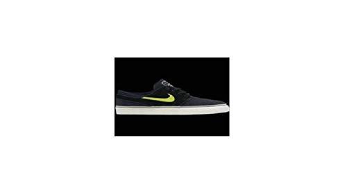 Nike SB Kids Stefan Janoski Sneakers DARK OBSIDIAN/CYBER- 525104 , Größe:4 (Kinder Nike Janoski Sb)