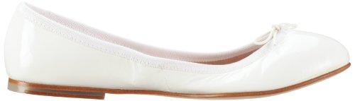 Bloch Patent BL 469, Ballerines femme Blanc (White)