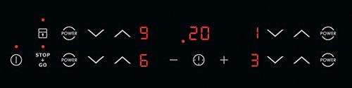 AEG HKA6320IND Kochfeld Elektro / Induktion / 57,60 cm / Powerfunktion / Kindersicherung / Timerfunktion / schwarz - 3