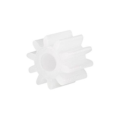 uxcell Plastikzahnrad Diy uction Schneckengetriebe Modell 102A für Rc Auto-Roboter Motor 20Pcs 102a, 20pcs #