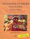 Artesanía cetrera en cuero por Angel Remón Ruiz