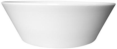 H&h finland insalatiera, porcellana, bianco, 23 cm