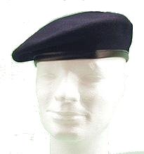 Bw Bundeswehr Barett marineblau Gr. 56 - 63