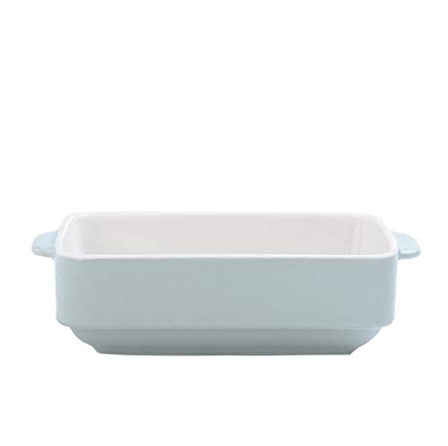 Dinner Plates Tableware Dishes Baking Dishware Ceramic Baking Bowl Oven Bowl Cheese Risotto Rice Bowl Rice Microwave Special Bowl Household Utensils