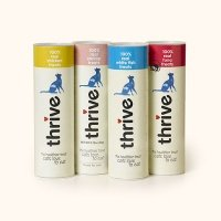 Thrive 100% Natural Cat Treats (Flavour: Tuna 25g) from PetProject