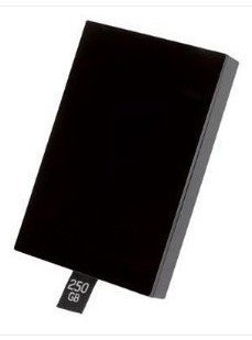Internal 250GB HDD Hard Drive duro Kit para Microsoft Xbox 360Slim