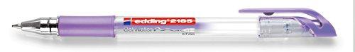edding Gelroller edding 2185, 0,7 mm, violett-metallic