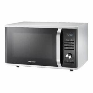 Samsung MS28J5215AW Comptoir 28L 1000W Blanc micro-onde - Micro-ondes (Comptoir, 28 L, 1000 W, boutons, Rotatif, Blanc, Gauche)
