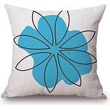 Alphadecor Pillow Cases Of Plant 16 X 16 Inches / 40 By 40 Cm,best Fit For Father,boy Friend,family,club,kitchen,bedroom 2 Sides -
